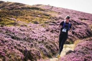 Running through the Moors