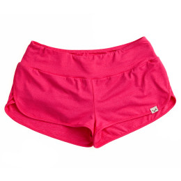 Freedom shorts in deep pink