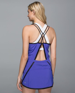 Rear design - photo from Lululemon
