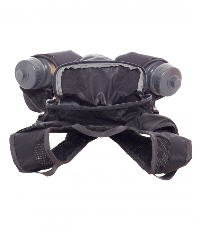 Top view of North Face Hydration Pack (photo from North Face)