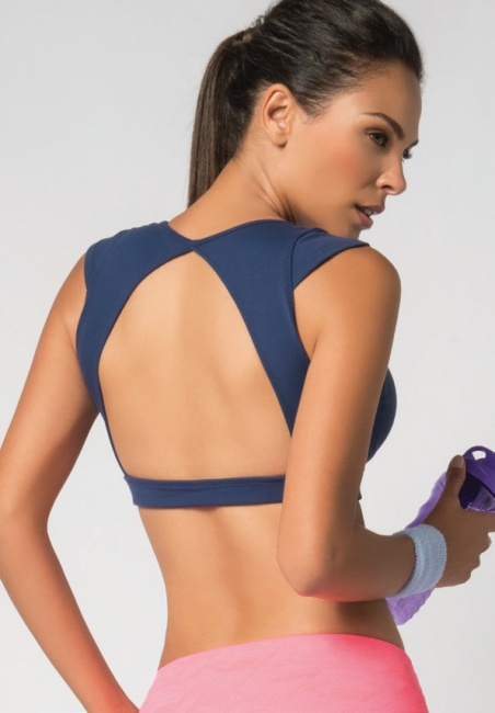 Great open back style