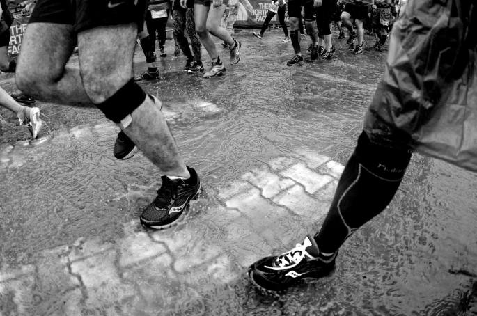 Heaviest rains in 50 years for race day
