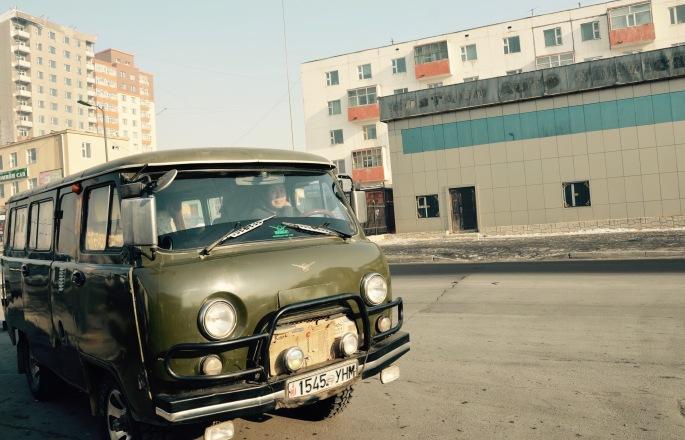 Ulaanbaatar Architechture