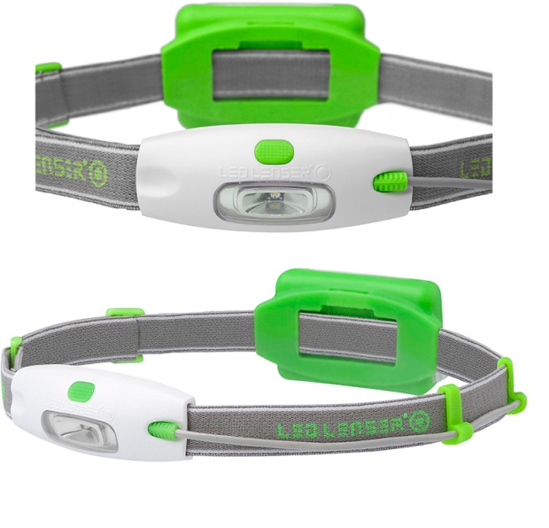 LED Lenser Neo in green