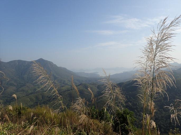 Mountains of Hong Kong